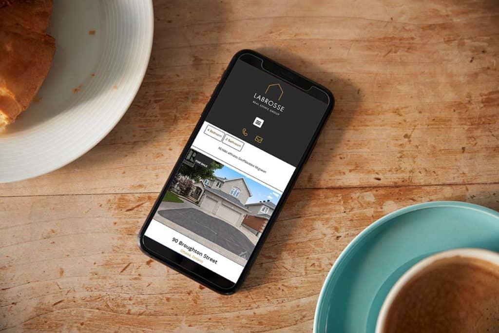 Registering your home online