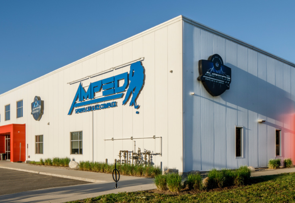 findlay creek Amped sports lab